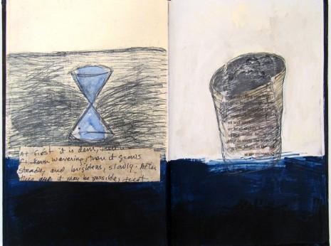 Zea Morvitz —Hour Glass and Vessel