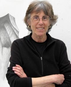 Zea Morvitz at Ballinglen Artist Residency, 2010